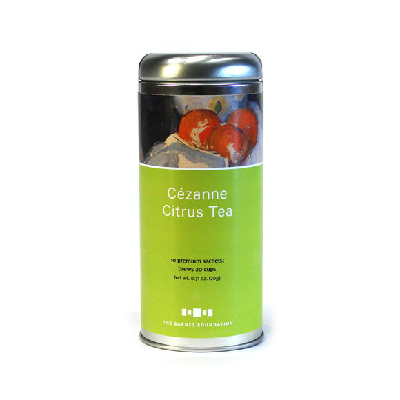 Cézanne Citrus Black Tea