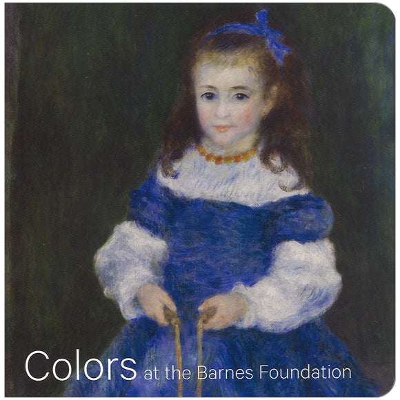 """Colors at the Barnes Foundation"" Board Book"