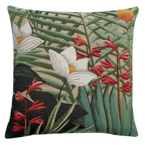 Tapestry Pillows: Rousseau