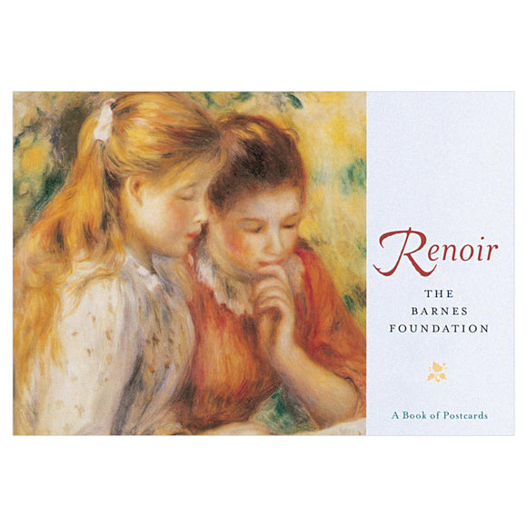 Pierre-Auguste Renoir Book of Postcards