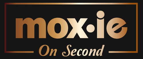 mox•ie On Second