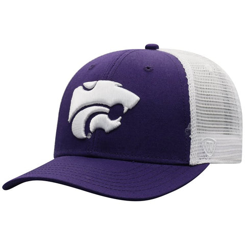 Kansas State Wildcats Adjustable Two-Tone Cap