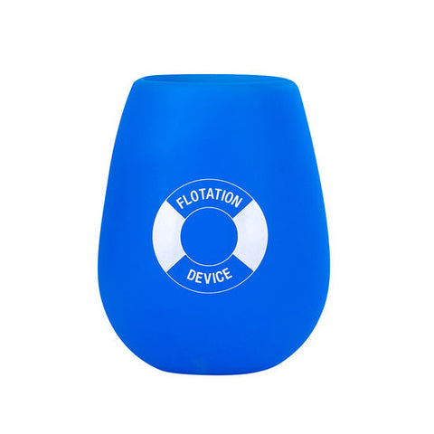 Flotation Silicone Wine Glass