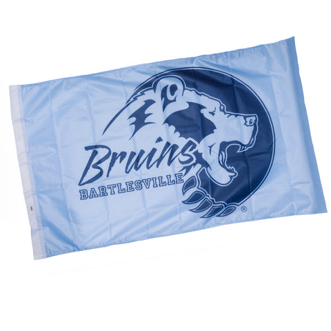 3' x 5' Bruin Flag with grommets