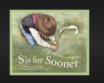 S is for Sooner Book
