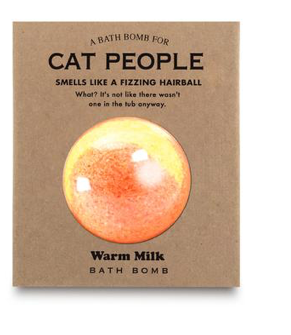 Cat People Bath Bomb