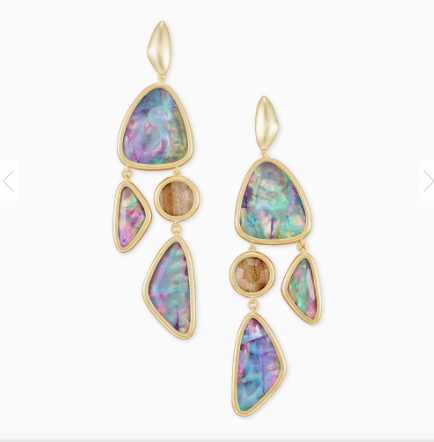 Margot Statement Earrings