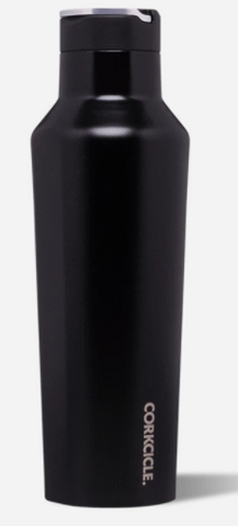Sport Canteen ( Matte Black ) by Corkcicle 20 oz.