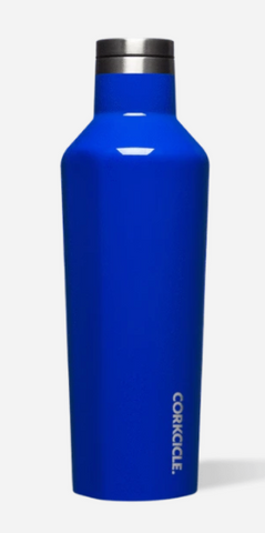 Classic Canteen in  Gloss Cobalt by Corkcicle 16 oz.