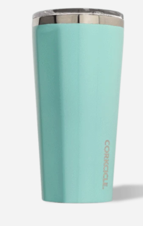 Classic Tumbler in Turquoise by Corkcicle 16 oz.