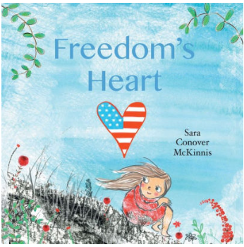 Freedom's Heart (Local Author, Sara McKinnis)