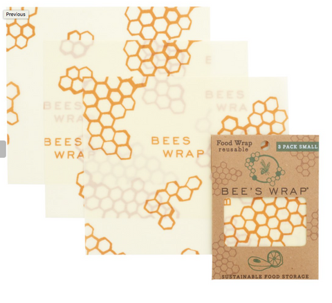Bees Wrap Small ( 3 pack )