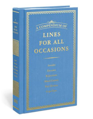 Lines Compilation Book