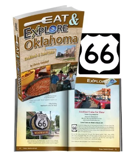 Eat and Explore Oklahoma Cookbook