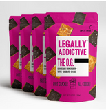 Legally Addictive Snack Crackers