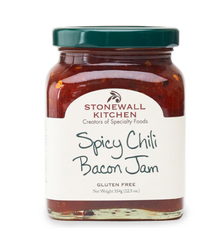 Spicy Chili Bacon Jam 12.5 oz.