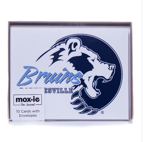 Single Bruin Note Cards