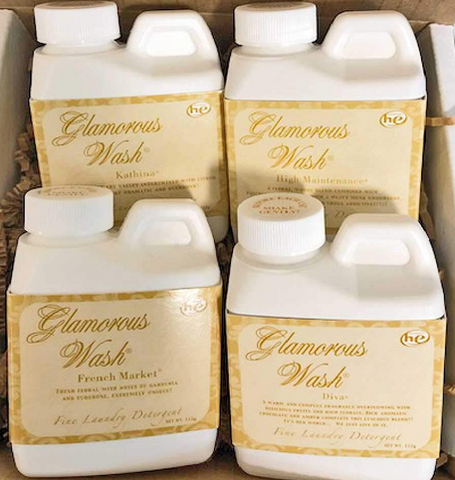 Glamorous Wash Laundry Soap Sample Size 4 oz.