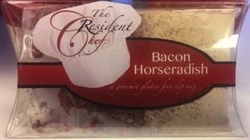The Resident Chef Bacon Horseradish Dip Mix
