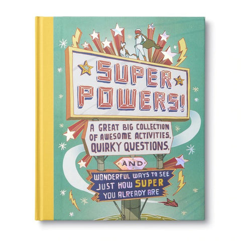 Super Power  Activity Book