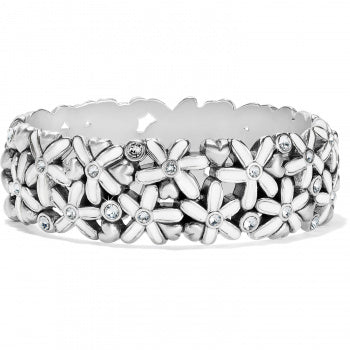 Love Bouquet Hinged Bangle by Brighton