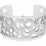 Christo Newberry Wide Cuff Bracelet