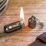 Fire Stash Key Ring Lighter by True Utility