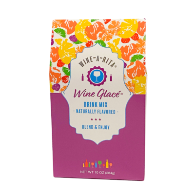 Wine Glace Boxed Mix