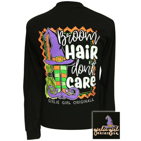 Broom Hair Don't Care Shirt