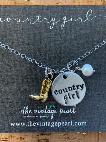 Country Girl Necklace