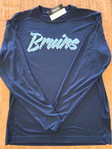 Bruin Long Sleeve 2 Color Script