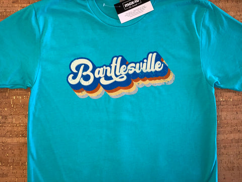 Retro Bartlesville Tees