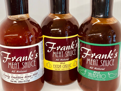 Frank's Meat Sauce MIO
