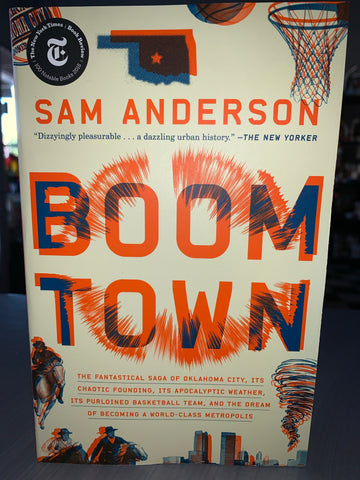 Boom Town Paperback