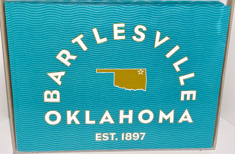 10 Bartlesville Notecards with Envelopes Boxed