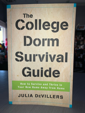 The College Dorm Survival Guide Paperback