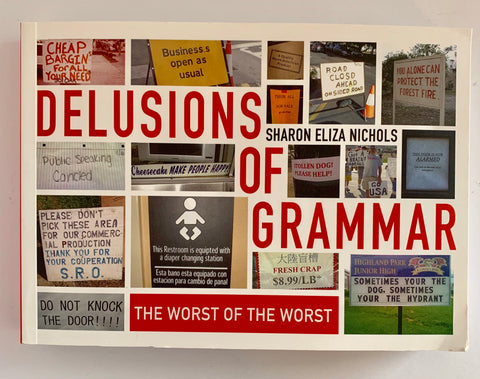 Delusions of Grammer book