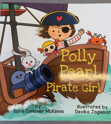 Polly Pearl, Pirate Girl