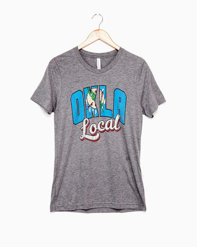 Okla Local Flag Tee