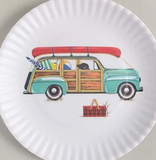Summertime Plates (Set of 4)