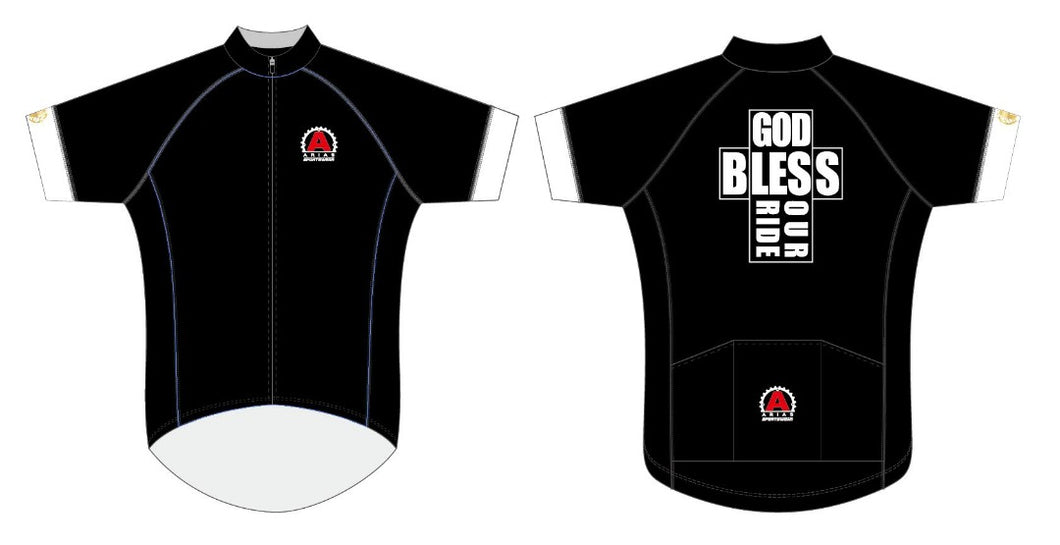 Arias God Bless Our Ride Jersey