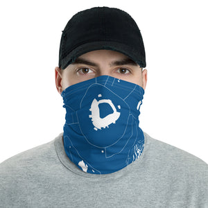 LA Dodgers Face Mask