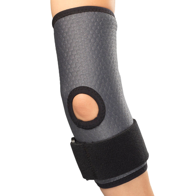 C-420 / AIRMESH ELBOW SUPPORT WITH STRAP