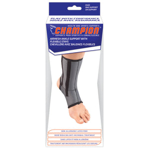 C463 / AIRMESH ANKLE SUPPORT WITH FLEXIBLE STAYS