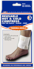 "5032 / THERMA-KOOL REUSABLE HOT / COLD COMPRESS 4"" X 9"""
