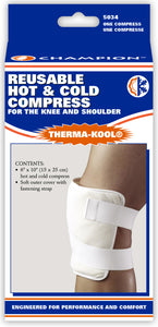 "5034 / THERMA-KOOL REUSABLE HOT - COLD COMPRESS 6"" X 10"""