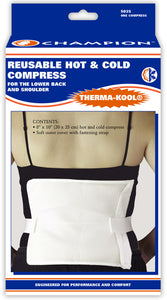"5035 / THERMA-KOOL REUSABLE HOT - COLD COMPRESS 8"" X 10"""
