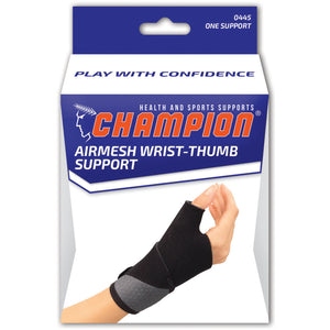 C-445 / AIRMESH WRIST-THUMB SUPPORT