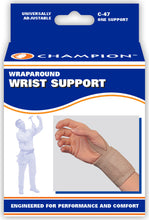 C-47 / WRAPAROUND WRIST SUPPORT