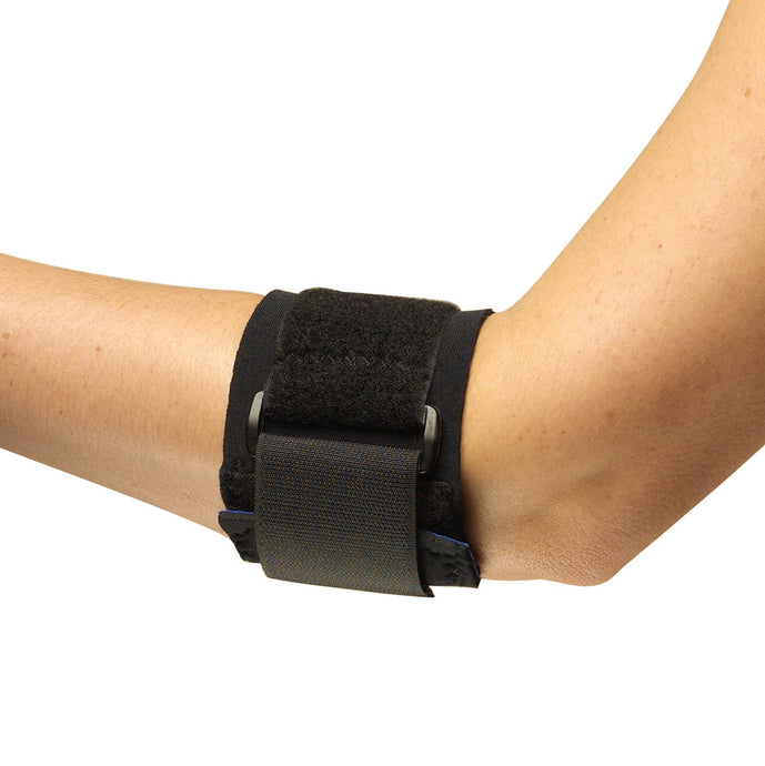 C-301 / NEOPRENE TENNIS ELBOW STRAP WITH SUPPORT PAD